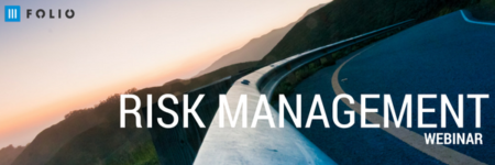folio risk management webinar banner