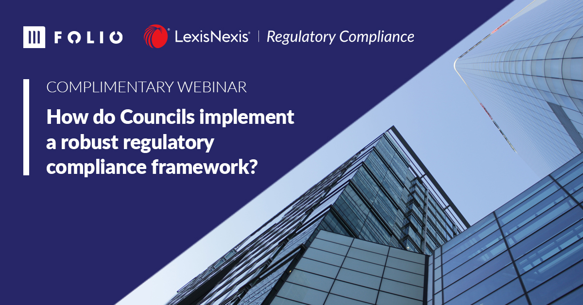 RegulatoryComplianceWebinarBanner